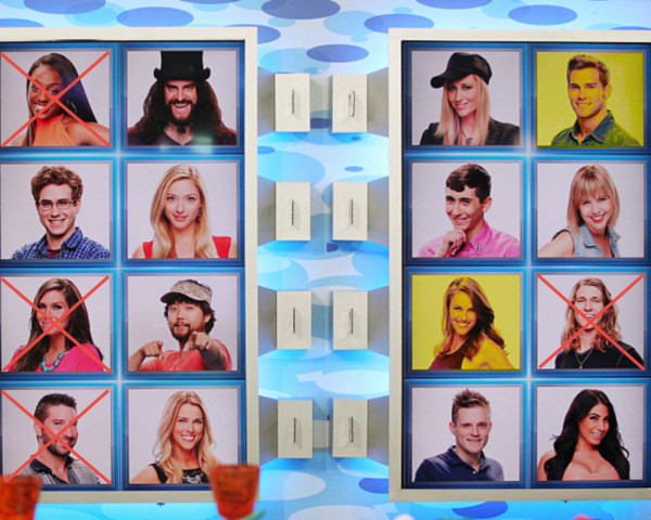 big brother 1715 austin using wrong head twins 2015 images recap