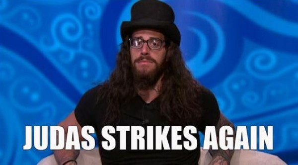 big brother 1715 judas humiliated 2015 recap images