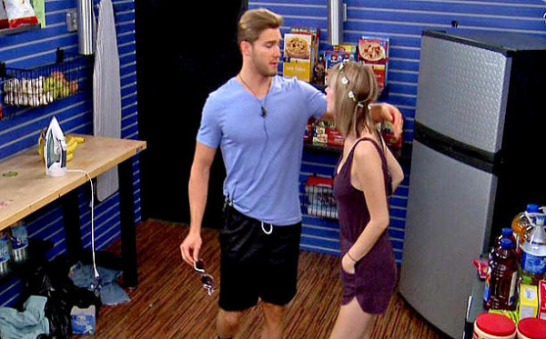 clay lies to meg on big brother 1716