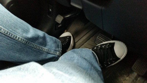 driving with pf flyers 2015