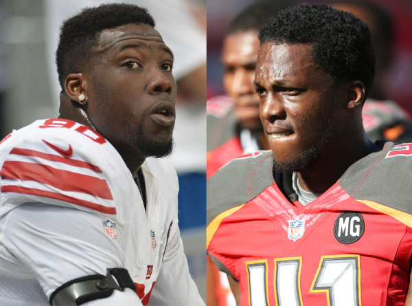 jason pierre paul nfl fireworks accident with cj wilson 2015 gossip