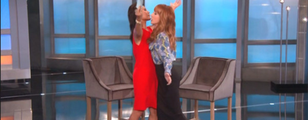 kathy griffin julie chen chest bro bump big brother 1705 2015