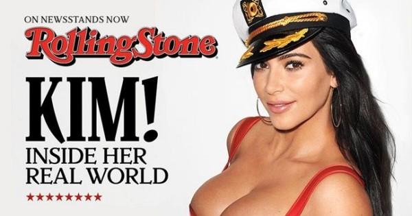 kim kardashian rolling stone cover 2015 gossip
