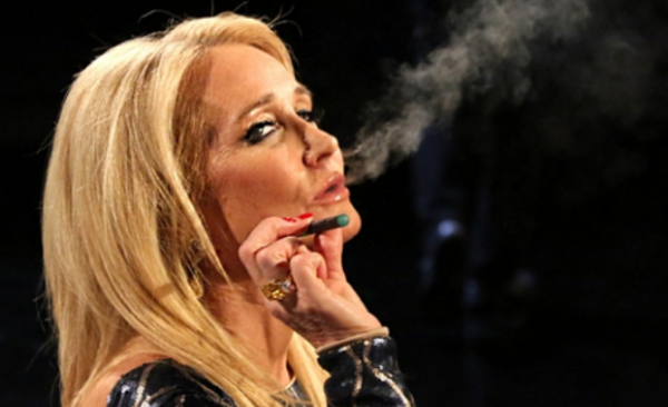 kim richards out of rehab real housewives of beverly hills 2015 gossip