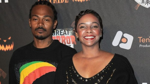 lark voorhies weird defending husband jimmy green 2015 gossip