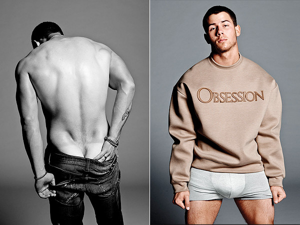 nick jonas sexy not working for crossfit