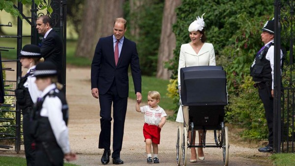 prince william kate middleton christen daughter charlotte 2015 gossip