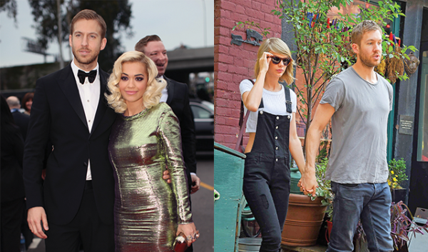 rita ora okay with calvin harris dating taylor swift 2015 gossip