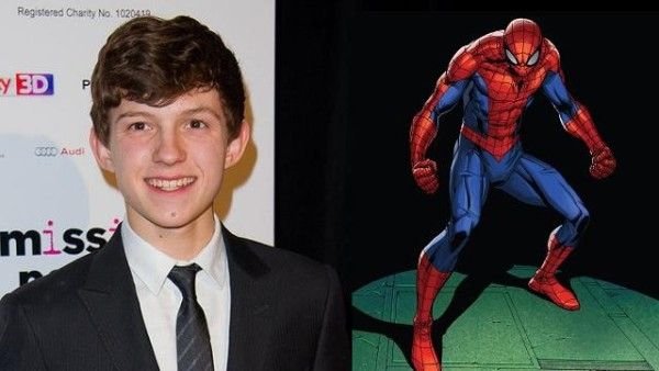 tom holland doing spiderman movie next 2015 gossip