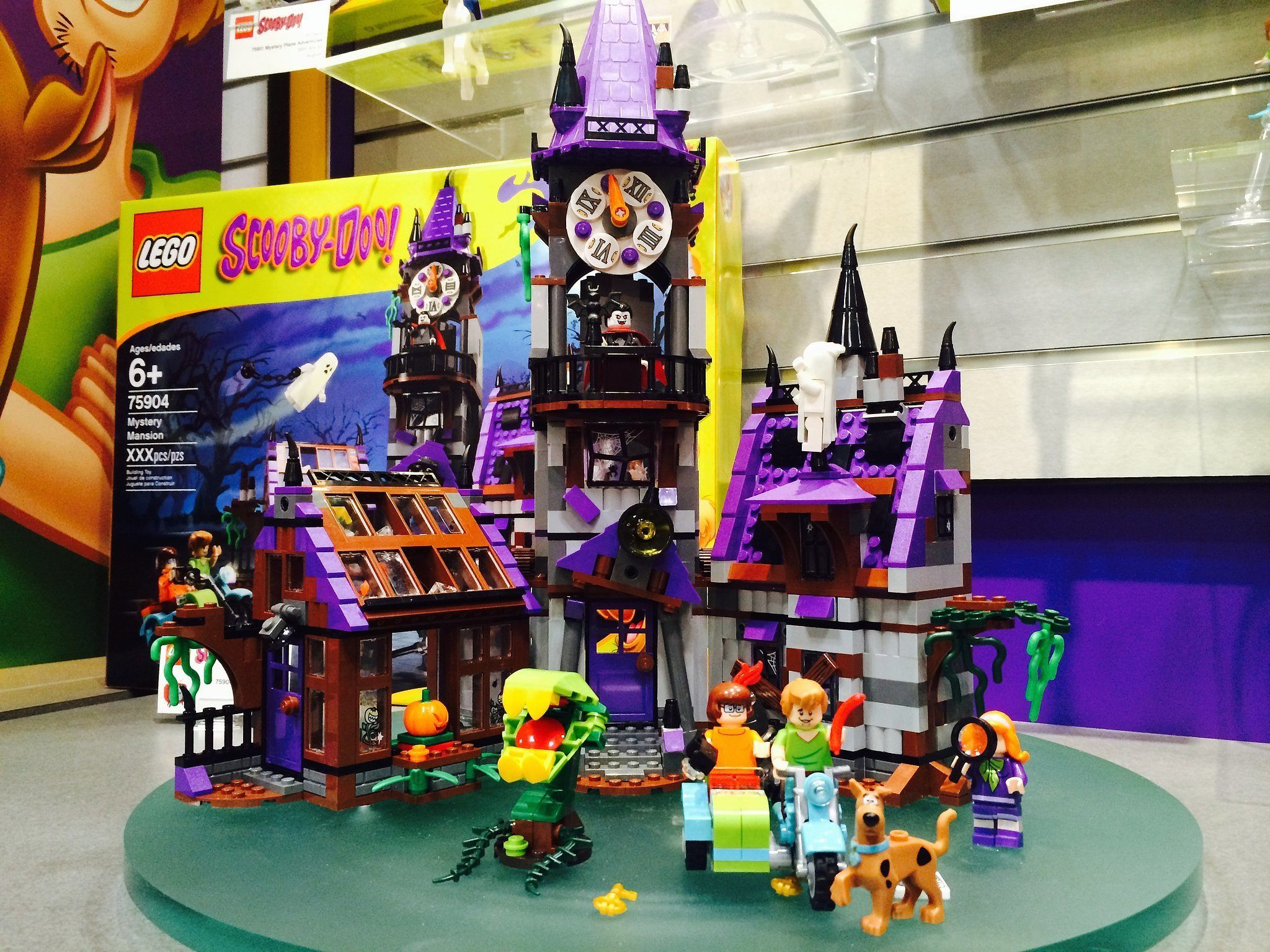LEGO Scooby Doo Review 2015 Hottest Kids Toys Movie TV Tech