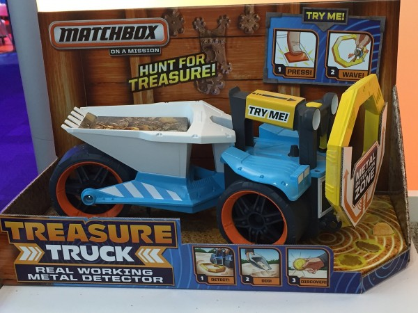matchbox treasure truck finder 2015 images