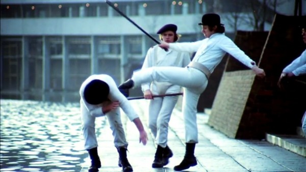 a clockwork orange most disturbing movies 2015
