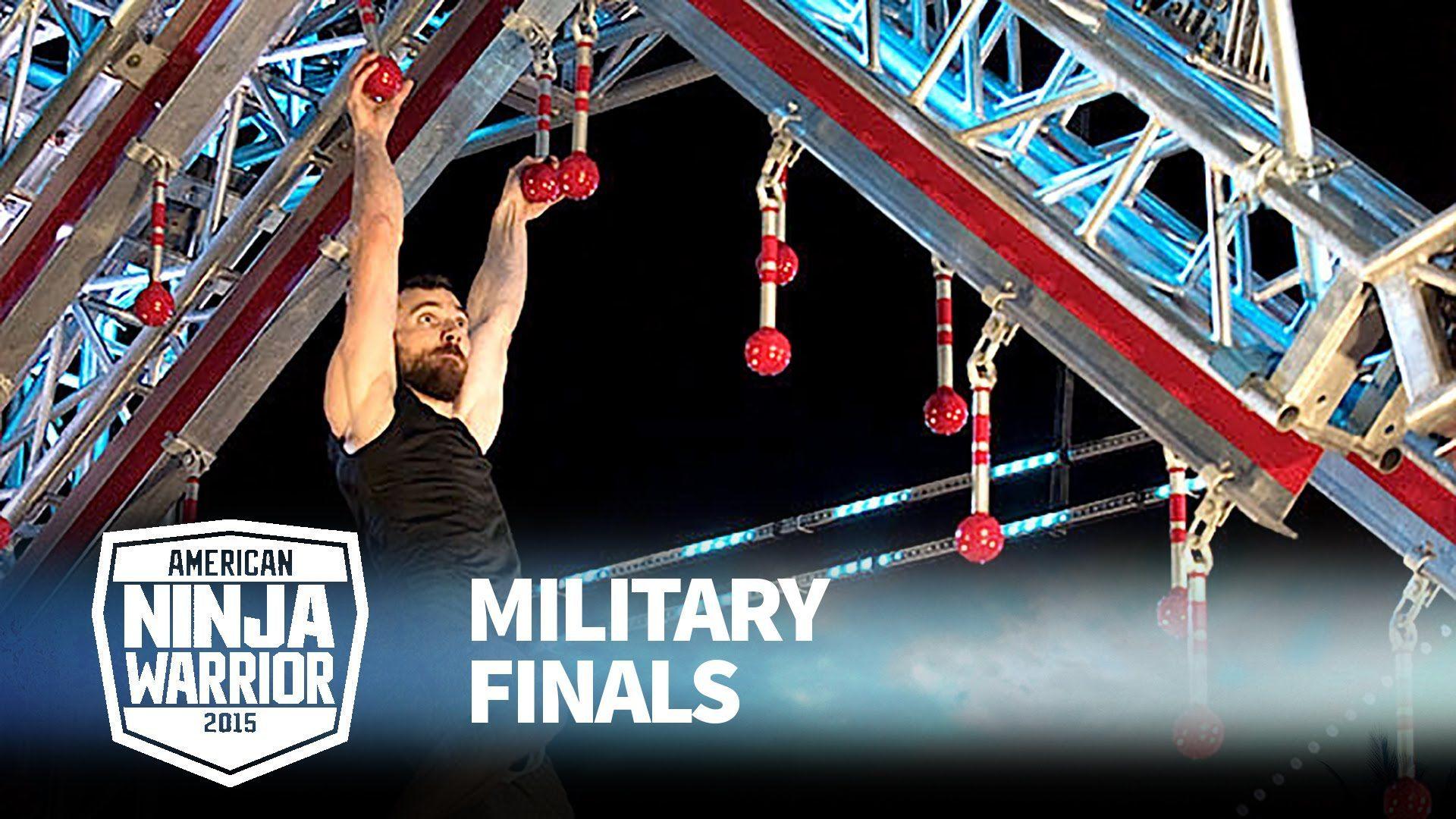 American Ninja Warrior Military Finals Recap 2015 Images