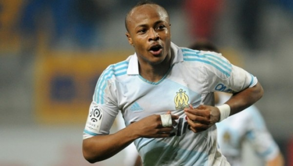 andre ayew top premier league soccer players 20115