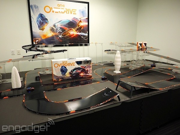 anki overdrive set up 2015 hottest boys toys