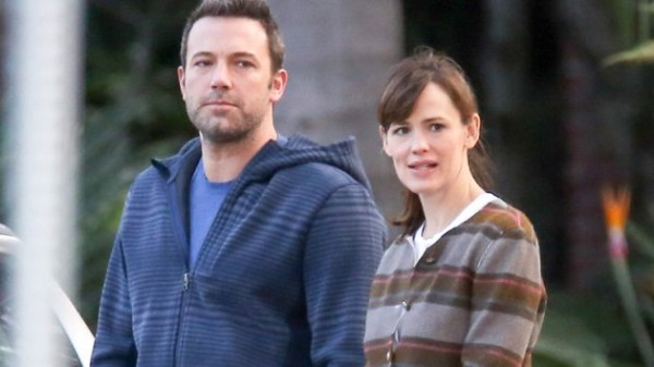 ben affleck jennifer garner together for birthday 2015 gossip