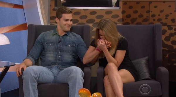 big brother 17 clay evicted shelli kissing bulge 2015