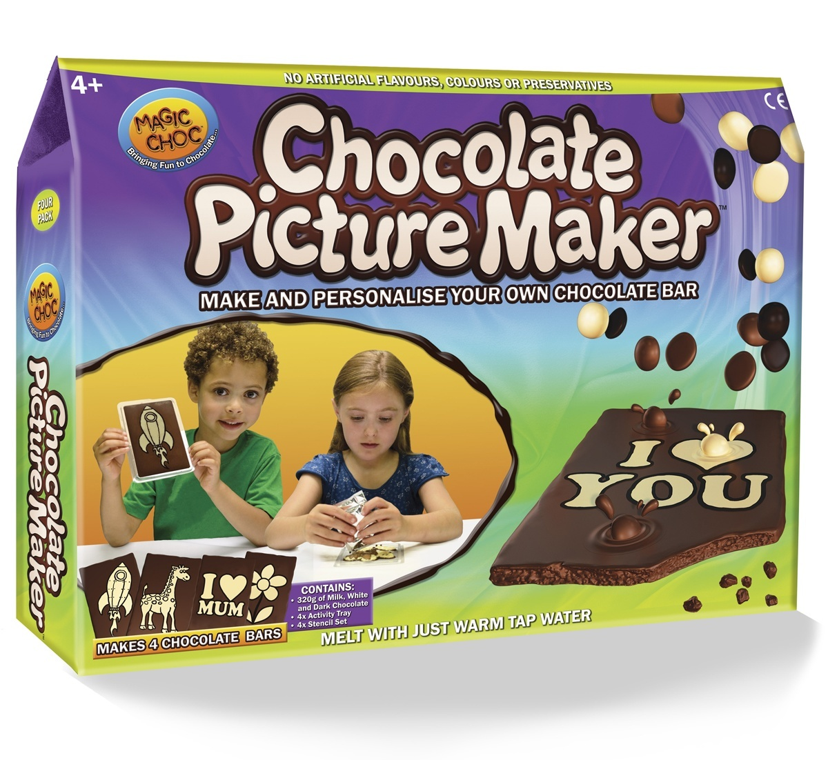 Chocolate Picture Maker Review: 2015 Hottest Kids Toys - Movie TV ...