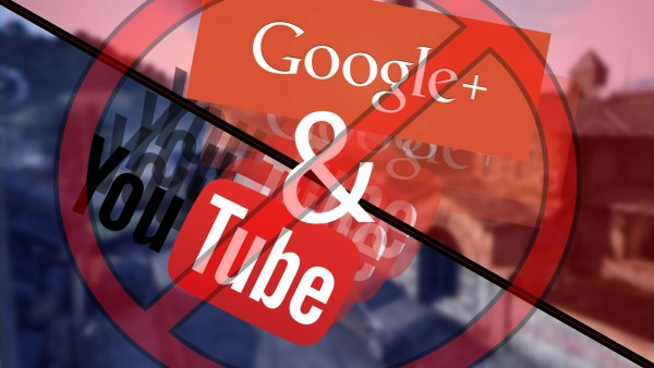 google plus minus youtube service tech 2015 images