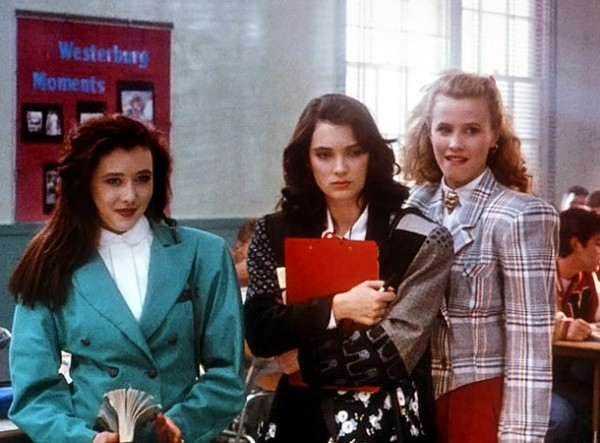 heathers best high school movies 2015