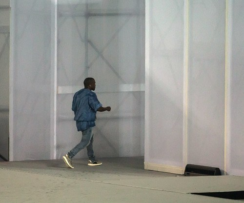 kanye west tantrum at pan american games 2015 gossip