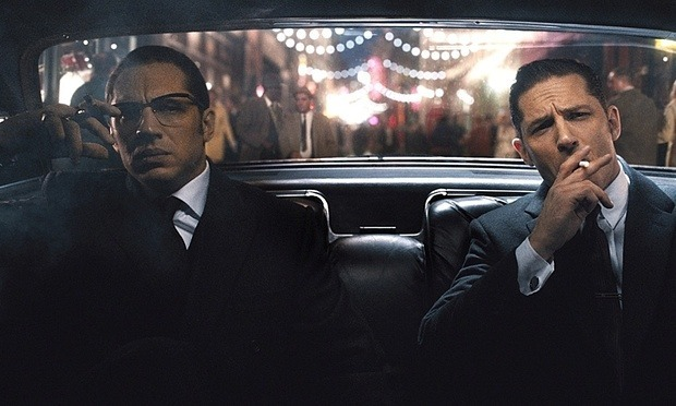 Latest Tom Hardy LEGEND Trailer Amps Everything Up   Movie TV Tech ...
