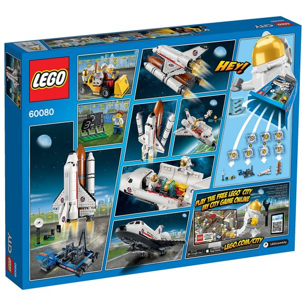 lego city spaceport review 2015 hottest geek toys
