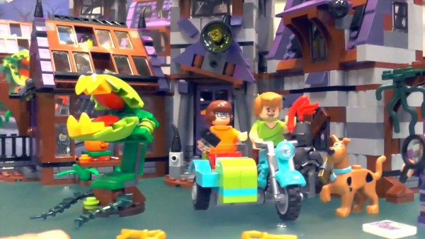 lego scooby doo review 2015 hottest toys