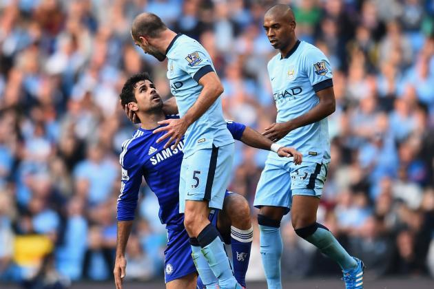 City Chelsea: Big Match Premier League Preview: Manchester City Vs