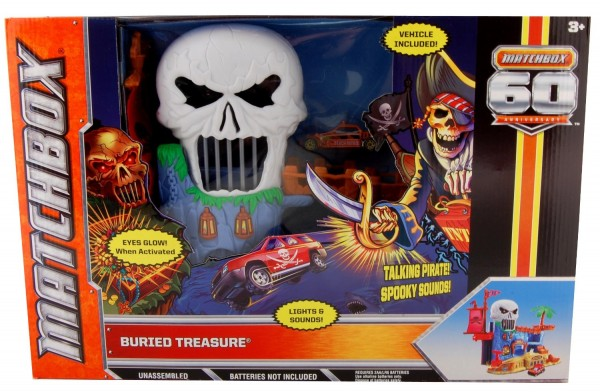 matchbox treasure tracker 2015 hottest toys kids