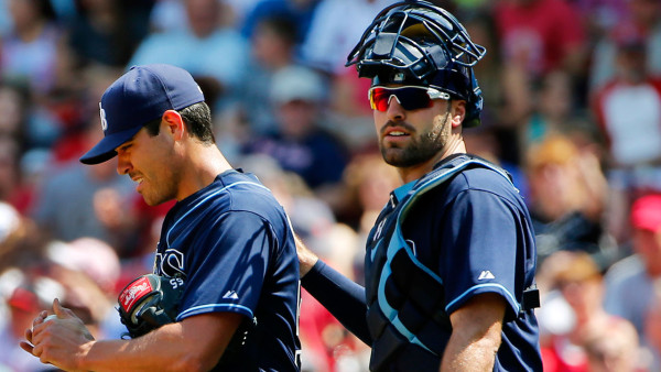 matt moore american league mlb losers 2015
