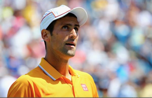 novak djokovic loses to roger federer 2015 tennis