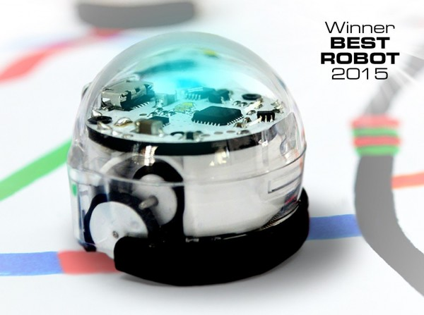 ozobot awards 2015 hottest tech