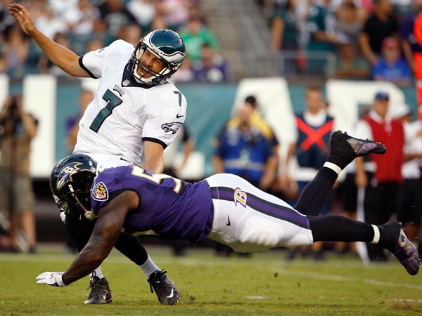 eagles sam bradford hit by terrell suggs 2015