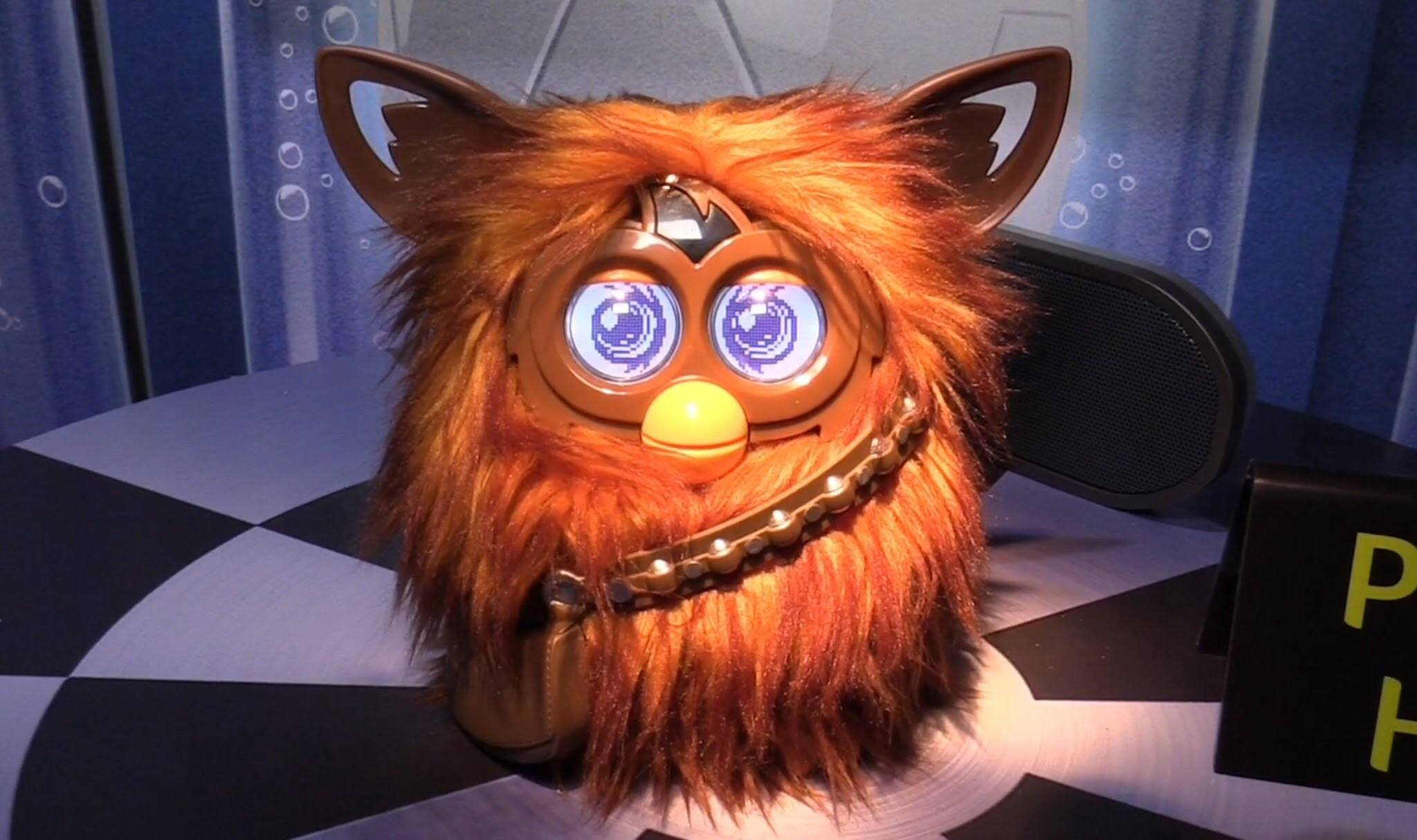 Furby s Furbacca Review 2015 Hottest Holiday Kids Toys Movie TV