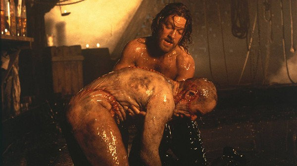 victor frankenstein birth scene 2015 images