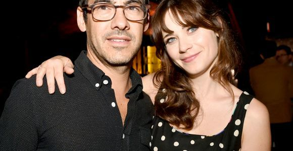 zoe deschanel married jacob pechenick baby 2015 gossip