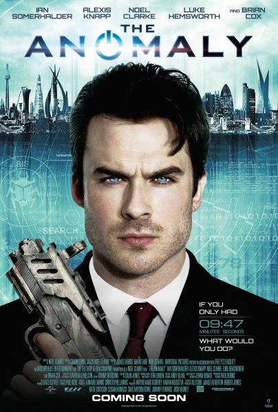 The Anomaly Theatrical Poster