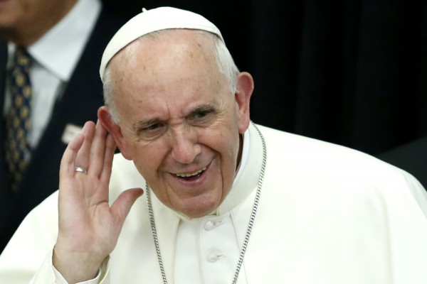 a closer look at pope francis 2015 images