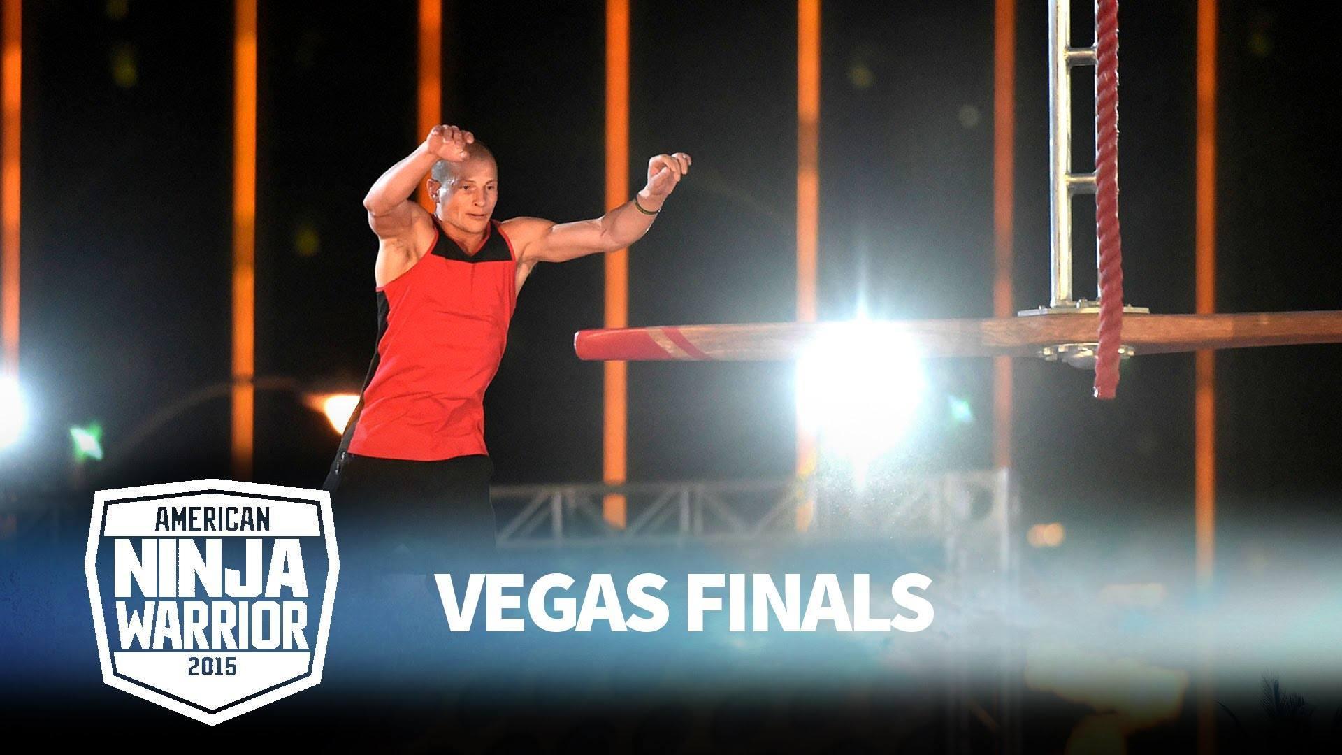American Ninja Warrior Vegas Finals 2 Brent Steffensen Images 2015