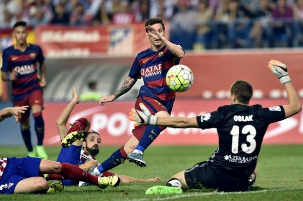 analysing spanish teams in champions league atletico madrid soccer 2015