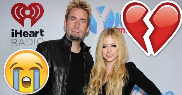 avril lavigne splits with nickelback chad kroeger 2015 gossip
