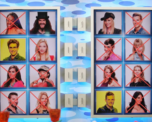 big brother 1736 steve john nominated for eviction 2015 images