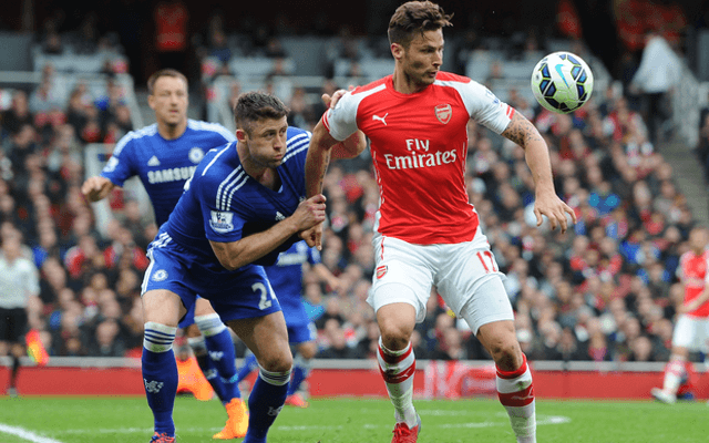21e86f39f Chelsea vs Arsenal Soccer Preview 2015
