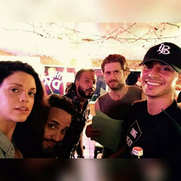 graceland brandon jay mclaren aaron tveit inteview 2015