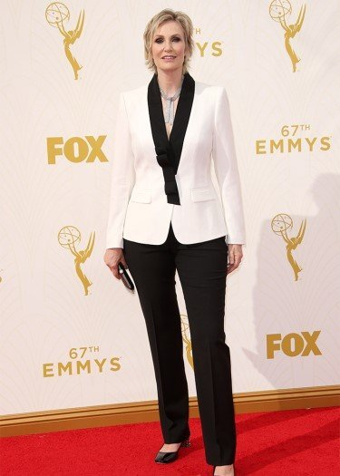 jane lynch emmy fashion winners losers 2015