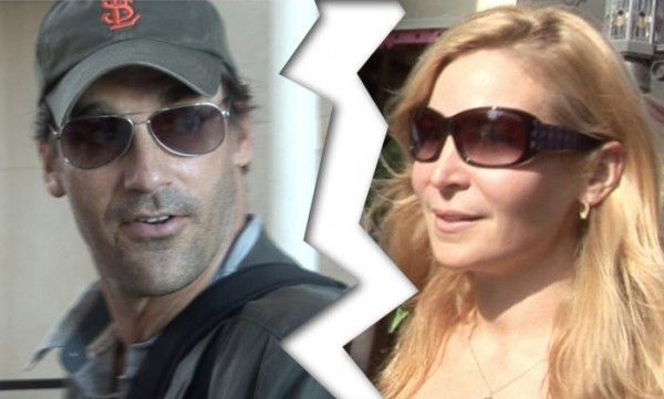 jon hamm splits with jennifer westfeldt 2015 gossip