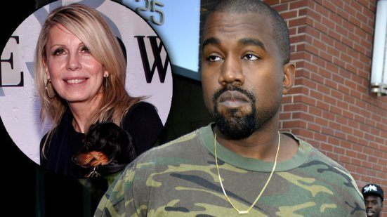 kanye west gets new fashion enemy anne bowen fashion week 2015 gossip