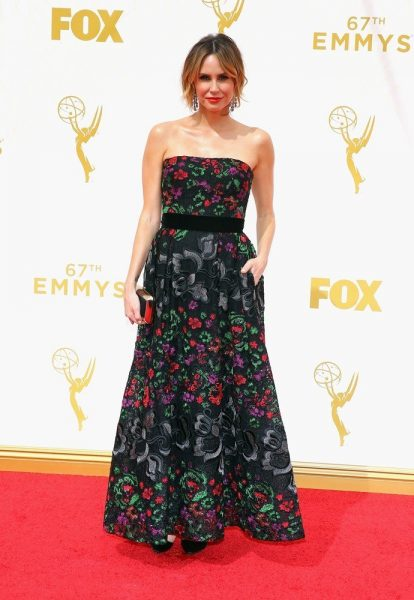 keltie knight emmy fashion winners losers 2015