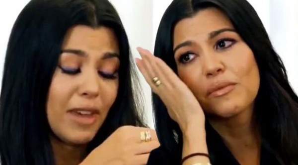 kourtney kardashian break down 2015 gossip